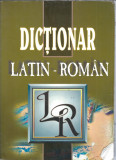 Dictionar latin-roman- Theodor Iordanescu 700 pg