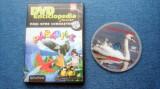 DVD pentru copii - Enciclopedia Pasarilor (Pasi spre Cunoastere), Romana, productii romanesti