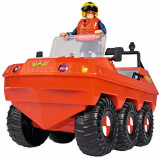 Cumpara ieftin Masina de Pompieri Hydrus Fireman Sam cu figurina si Accesorii, Simba