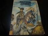 Dumitru Almas-Povestiri istorice - partea a 2-a - 1987 - ilustratii V. Tanase