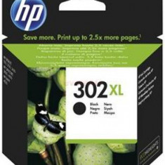 Cartus cerneala HP 302XL, acoperire 480 pagini (Negru)