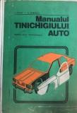 Manualul tinichigiului auto  I. Sava, N. Dinescu