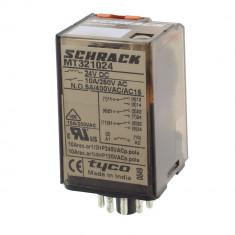 Releu electromagnetic MT321024, 24V DC, TE Connectivity - 004191