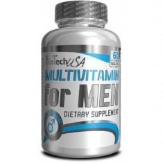 Multivitamin for Men, 60 capsule