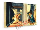 Tablou pe panza (canvas) - Sandro Botticelli - Anunciation of Mary