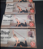 Banda yoga - Yoga strap - marca Crivit - sigilata, Accesorii aerobic