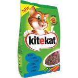 Cumpara ieftin Hrana uscata pentru pisici Kitekat, Ton Legume, 1.8Kg