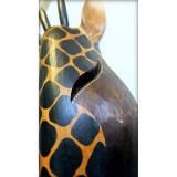 Mască de perete Girafa, L