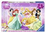Puzzle Printesele Disney, 80 Piese