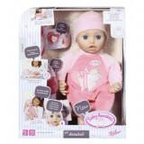 Papusa interactiva Baby Annabell Zapf