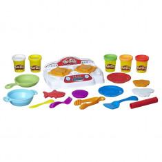 Set de joaca plastilina Sizzling Stovetop Play Doh