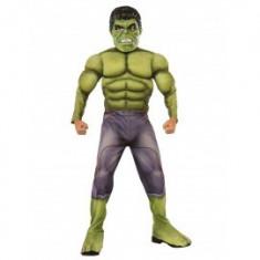 Costum avengers hulk deluxe copil