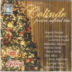 CD Colinde Pentru Sufletul Tău: Angela Similea, Oana Sarbu, Madalina Manole