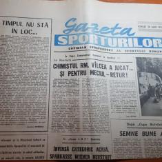 gazeta sporturilor 23 ianuarie 1990-handbal chimistul ramnicu valcea