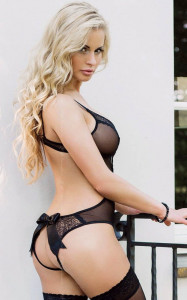 Lenjerie sexy Alessia S/M