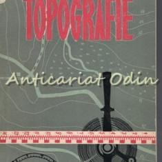 Topografie - O. Arhip - Tiraj: 2900 Exemplare