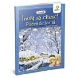 Invat sa citesc! Nivelul 2. Poezii de iarna - Vasile Alecsandri