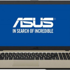 Laptop Asus VivoBook X540MA-GO550 (Procesor Intel® Celeron® N4000 (4M Cache, up to 2.60 GHz), Gemini Lake, 15.6inch HD, 4GB, 256GB SSD, Intel® UHD Gra