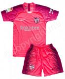 Compleu Echipament fotbal pentru copii FC BARCELONA MESSI