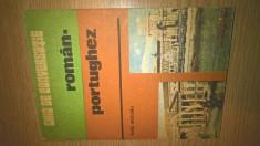 Ghid de conversatie roman-portughez - Pavel Mocanu (Editura Sport-Turism, 1984) foto