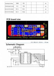 Modul 10A 12V Lithium Battery 18650 Li-ion