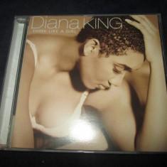 Diana King - Think Like A Girl _ CD,album _Columbia ( Europa )