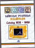 CATALOG FILATELIC ROMANIA, PERIOADA 1858-1989, COLOR,  - ABSOLUT NOU !
