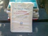 Les grands proces de l'histoire d'angleterre - Maurice Soulie (marile procese din istoria angliei)