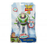 Toy Story 4 - Figurina Buzz Lightyear cu fraze