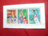 Bloc Grecia 1987 - Campionatul European Baschet