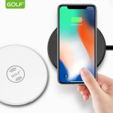 Incarcator Wireless Golf WQ3 Alb