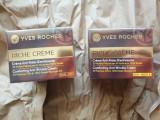 SET RICHE CREME YVES ROCHER: Cremă antirid NOAPTE + ZI 30 de uleiuri pretioase