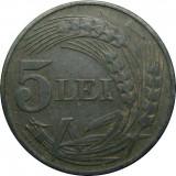 Romania, 5 LEI 1942 * cod 227