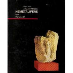 Zacamintele nemetalifere din Romania