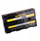 Acumulator Patona NP-F550 F330 F570 F930 F950 F960 F970 2000mAh replace Sony-1052
