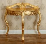 Masa-Consola Empire Gold