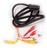 Cablu Scart -> (6 X Rca) 1.5 M EL0009226