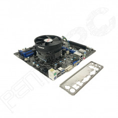GARANTIE & FACTURA! KIT GAMING i5 3470 + Placa de baza MSI USB 3.0 SATA III, Pentru INTEL, LGA 1155, DDR3