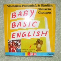 V. FIRIMITA-R.STANCIU-CASAPU : BABY BASIC ENGLISH