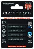 Acumulatori Panasonic Eneloop PRO AAA R3 930mAh 4 Bucati / Set