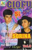 Casetă audio Costel Ciofu & Sorina - Astă Da Casetă Jos Cu Pălăria