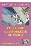 Culegere de probleme de fizica - Clasa10 - Iulian Stancu