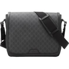 Supreme Canvas Messenger Bag