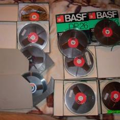 AGFA, BASF 18cm benzi magnetofon