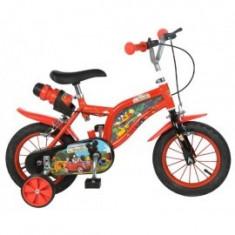 Bicicleta 12 Mickey Mouse Club House, baieti, Toimsa