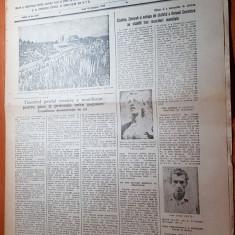 sportul popular 10 august 1953-ciclism,natatie,polo,box,handbal