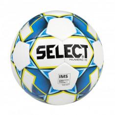 FB Numero 10 Minge fotbal alb-albastru n. 5