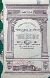 Actiuni Fabrica de Hartie 1946