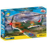 Cumpara ieftin Set de construit Cobi, Aircrafts WW II, Hawker Hurricane MK I (250 pcs)