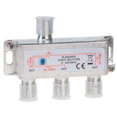Splitter TV 3 moduri Cabeltech 5-2450 MHz